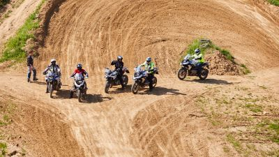 GS off road riding experience